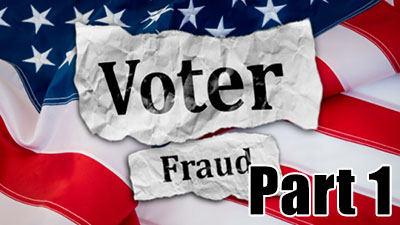 Voter Fraud part 1 logo